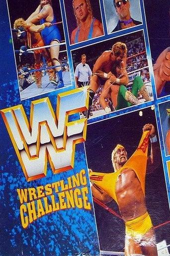 Poster of WWF Wrestling Challenge