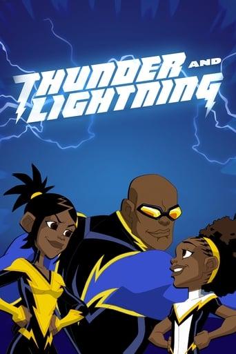 Poster of Thunder and Lightning