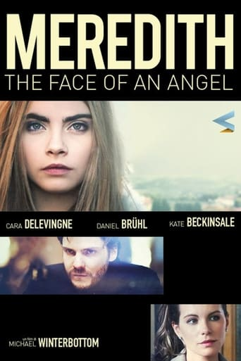 Poster of Meredith - The Face of an Angel