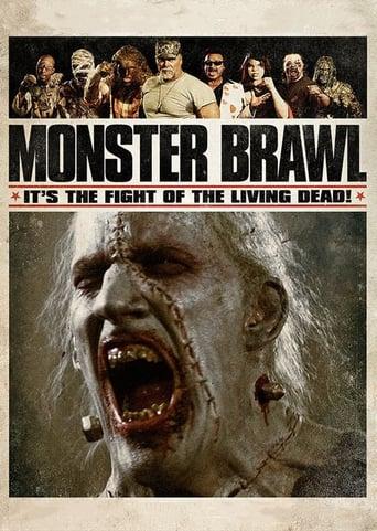 Poster of Monster Brawl