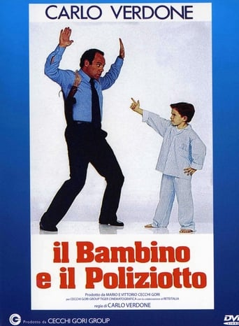 Poster of The Child and the Policeman