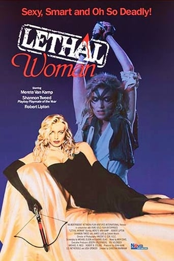 Lethal Woman Poster