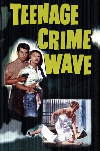 Poster of Teen-Age Crime Wave