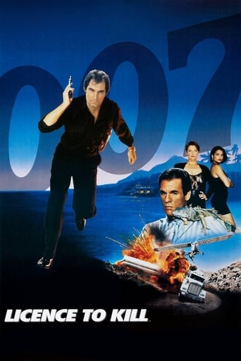 Poster of Licence to Kill