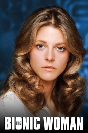 Poster of The Bionic Woman