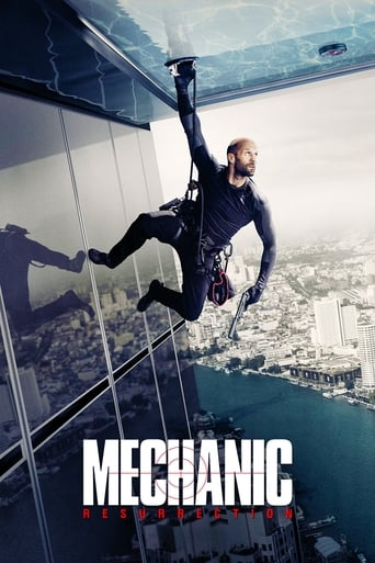 Poster of Mechanic: Resurrection