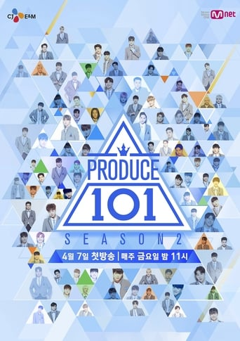 Poster of Produce 101