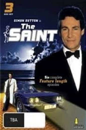 Poster of The Saint: The Brazilian Connection
