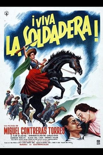 Poster of ¡Viva la soldadera!