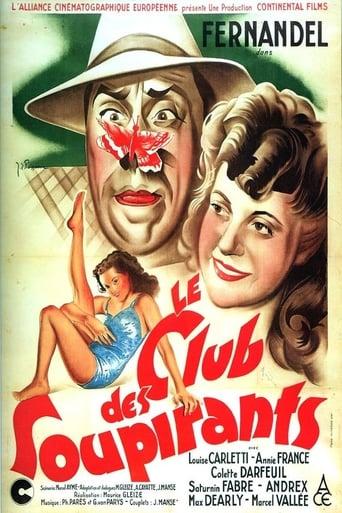 Poster of Le club des soupirants