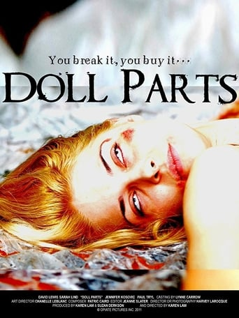Poster of Doll Parts