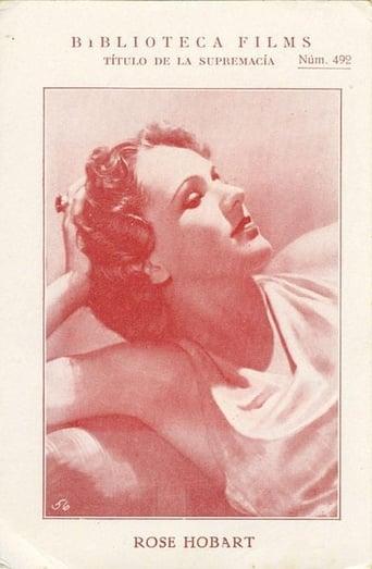 Poster of Rose Hobart