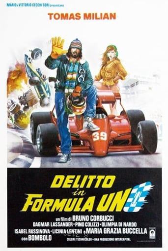 Poster of Crime in Formula One
