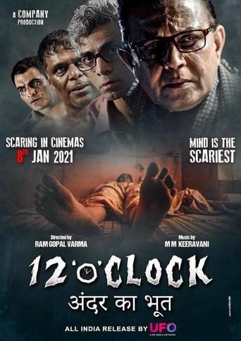"Poster of 12 ""o"" CLOCK"