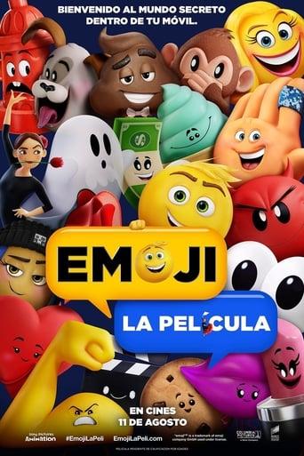 Poster of Emoji: La película