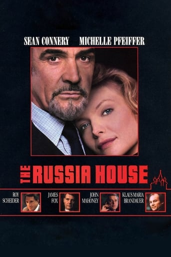 Poster of The Russia House