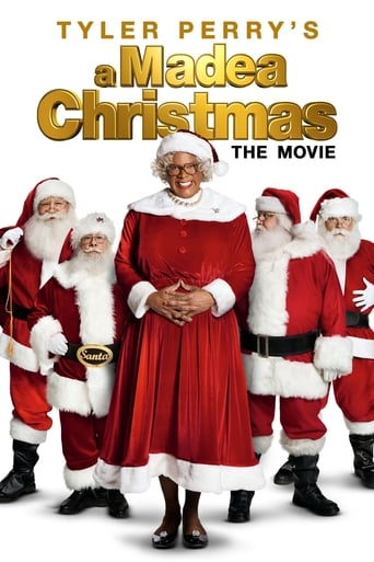 Poster of A Madea Christmas