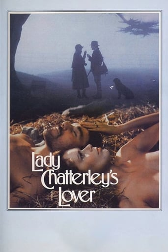 Poster of Lady Chatterley's Lover