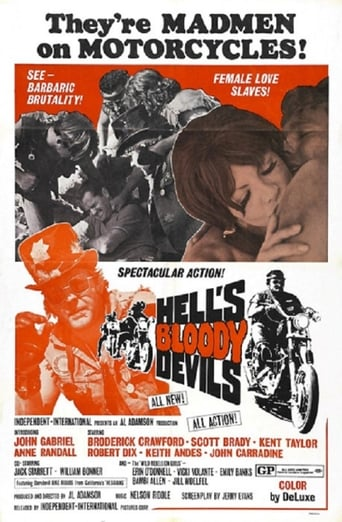 Poster of Hell's Bloody Devils