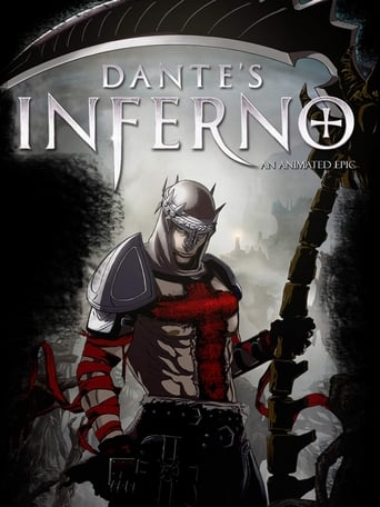 Poster of Dante's Inferno: An Animated Epic