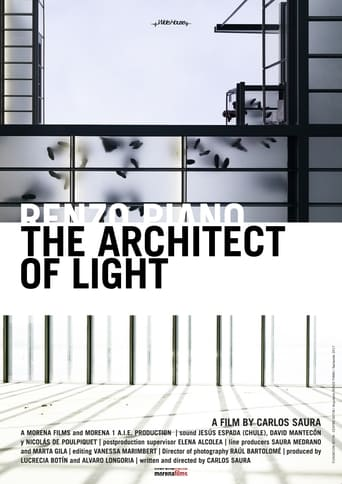 Renzo Piano: the Architect of Light poster