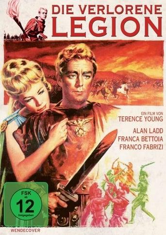 Filmplakat von Die verlorene Legion