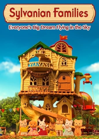 Poster of Calico Critters: Everyone's Big Dream Flying in the Sky