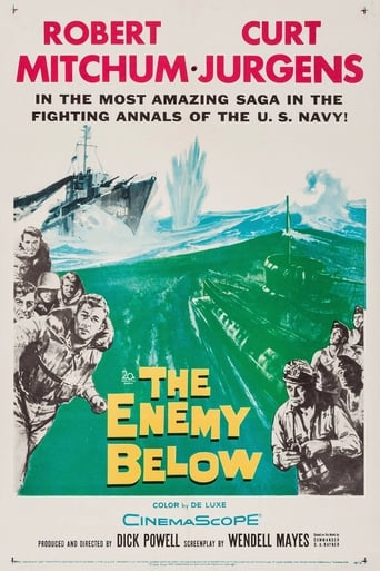 Poster of The Enemy Below