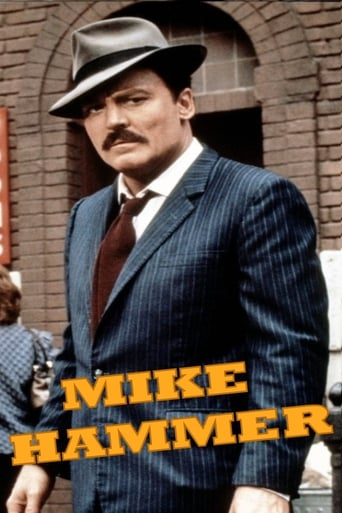 Poster of Mike Hammer