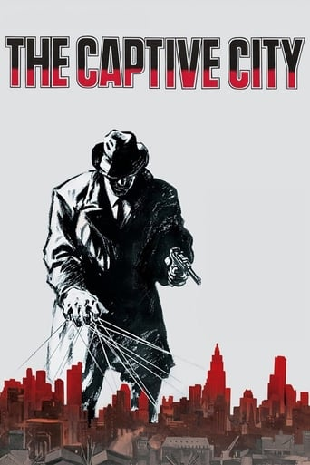 Poster of The Captive City