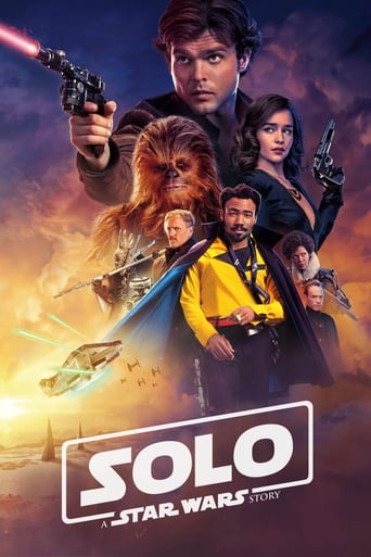 Poster of Solo: Star Wars Story