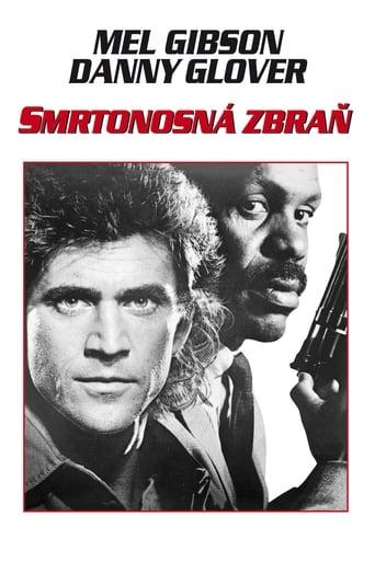 Poster of Smrtonosná zbraň