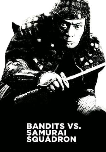 Poster of Bandits vs. Samurai Squadron