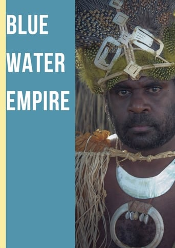 Poster of Blue Water Empire