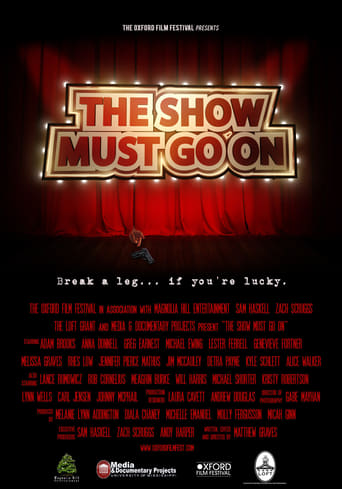 Poster of The Show Must Go On