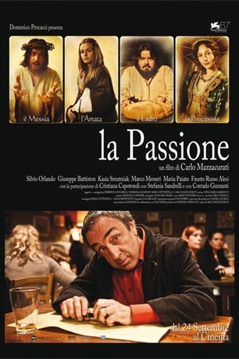 Poster of The Passion