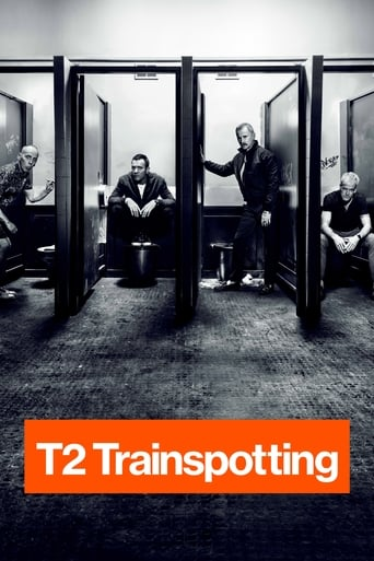 Poster of T2: Trainspotting