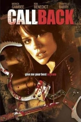 Poster of Call Back