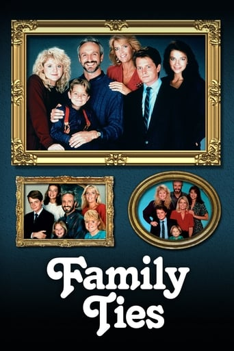 Poster of Family Ties
