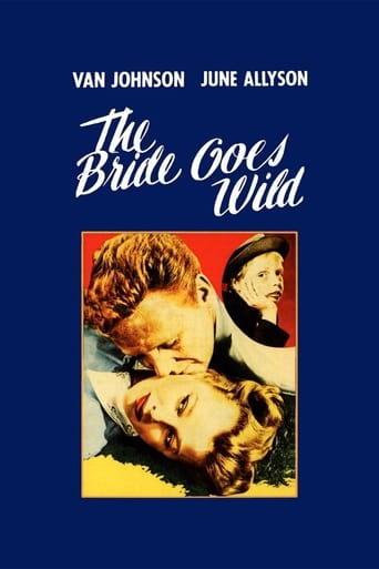 Poster of The Bride Goes Wild