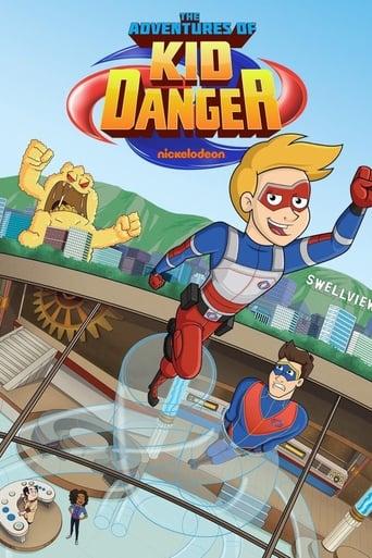 Poster of The Adventures of Kid Danger