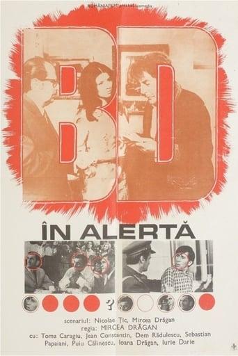 Poster of B.D. în alertă