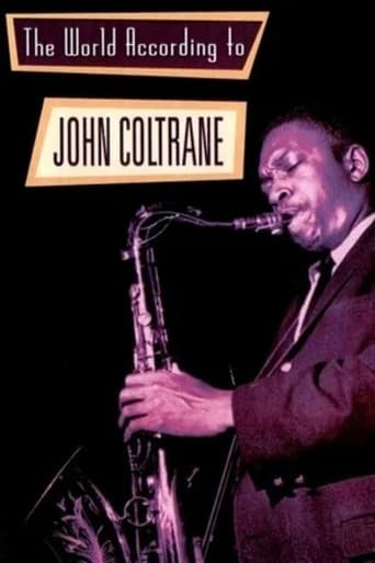 Poster of The World According to John Coltrane