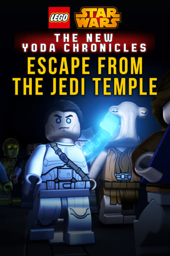 Poster of LEGO Star Wars: The New Yoda Chronicles - Escape from the Jedi Temple