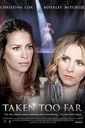 Poster of Taken Too Far