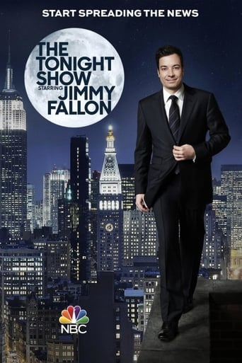 How old was Jimmy Fallon in The Tonight Show Starring Jimmy Fallon