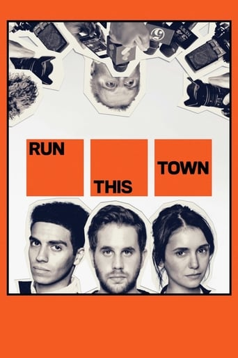 Poster of Run This Town