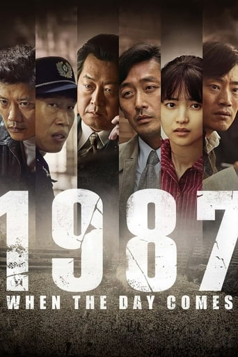 Poster of 1987: When the Day Comes