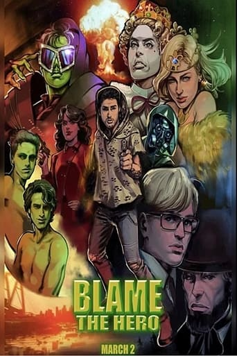 Poster of Blame the Hero