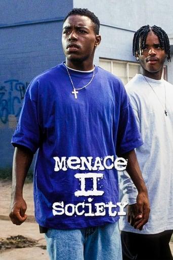 Poster of Menace II Society